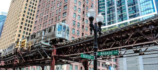 USA - Chicago metro