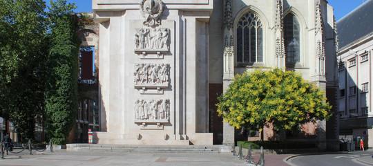 Lille (France) - Monument aux morts