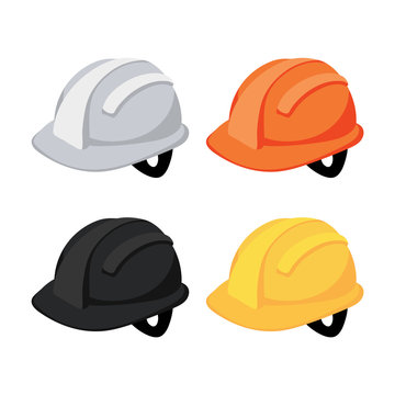 helmet  vector collection design