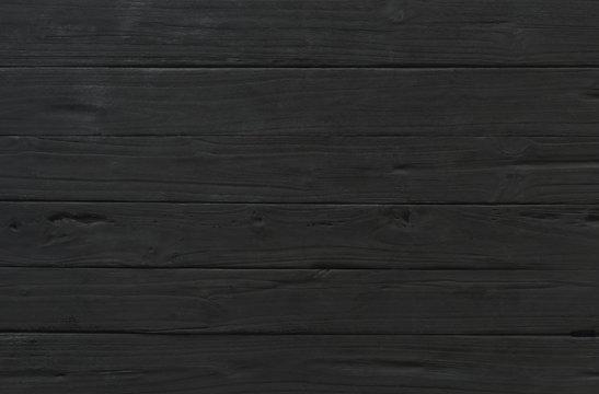 wood background black old plank.
