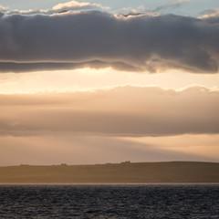 The Island of Stroma, Scotland