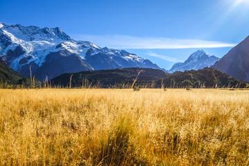 Aoraki Mount Cook, New Zealand