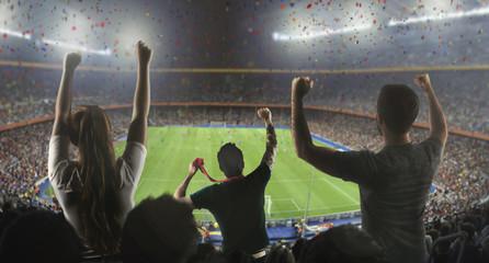Supporter - Match - Stade
