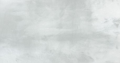 White washed painted textured abstract background with brush strokes in white and black shades. Abstract painting art backgrounds. Hand-painted texture.
