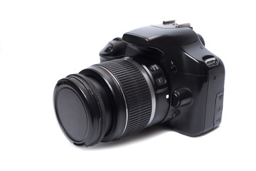 Camera Digital Camera Lens SLR Camera Isolated Photography Body
