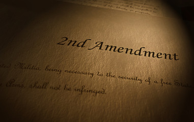Second Amendment text