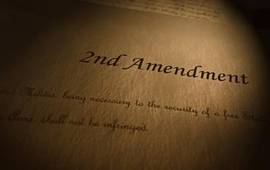 Second Amendment text