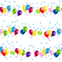 Happy Birthday seamless