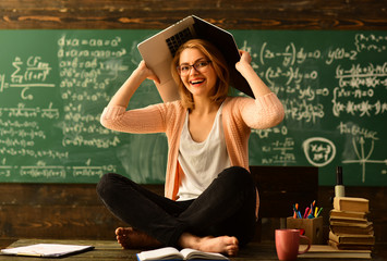 Private tutors often have vast teaching experience, Education university learning and people concept, Charismatic teachers are greateverybody loves them