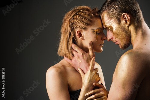 Adult Erotic Body Art