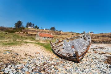 Talmine Bay in Scotland