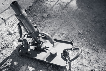 Grenade launchers of the Second World War
