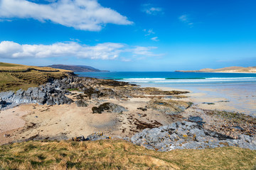 Balnakeil Coastline in Scotland