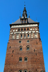 Stockturm Danzig