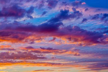 sunset of ukraine
