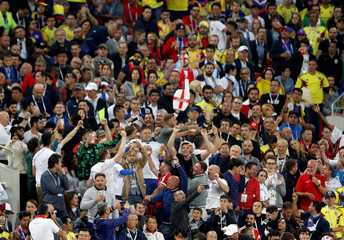 World Cup - Round of 16 - Colombia vs England