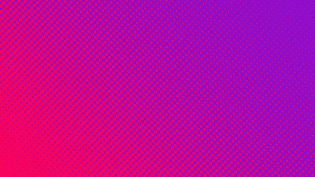 Halftone gradient pattern vector illustration. Pink dotted, purple halftone texture. Pop Art style pink violet halftone, comics Background. Background of Art. Dots background. AI10