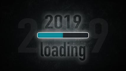 Screen 2019 loading