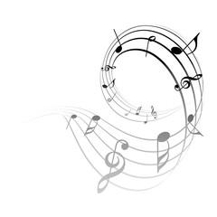 Notenschlüssel Noten Musik