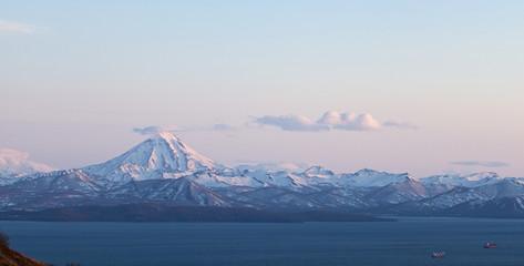 Viljuchinskij volcano, Kamchatka