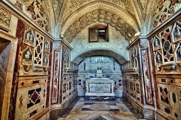 Cattedrale di Cagliari, Cappella di San Saturnino