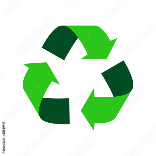 Green Recycle Logo Stock Image And Royalty Free Vector Files On
