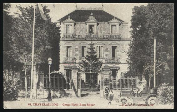 Chatelaillon France