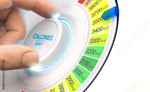 hypercaloric diet, high calories plan