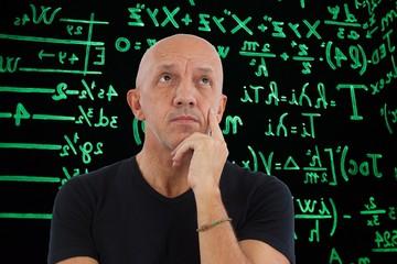 Pensatore matematico