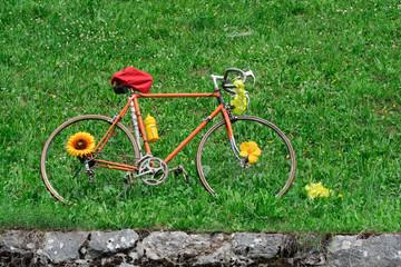 Bientôt le tour de France en vélo !