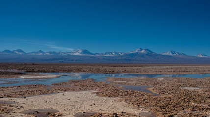 Atacama Desert Mountains