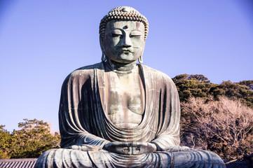 鎌倉の露座の大仏