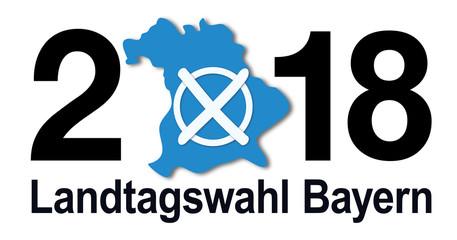 Bayern Landtagswahl 2018