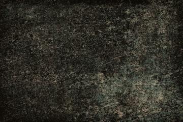 Dirty dark green grunge background