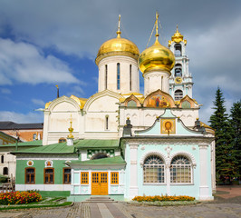 Nikon church and Trinity cathedral, Russia