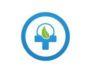 Hospital logo and symbols template icons app
