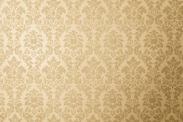 papel de parede dourado Wall mural