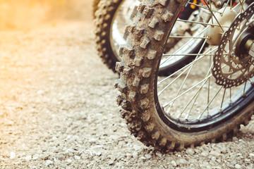 wheel cross motorcycle