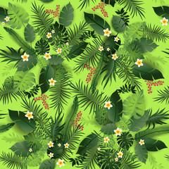 Seamless pattern greeners