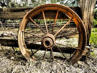 Rock me like a wagon wheel