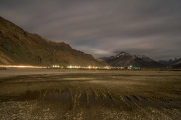 Suru Valley in Nights , Ladakh