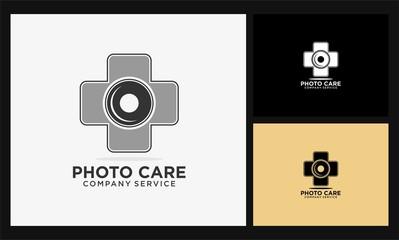 photo care service logo