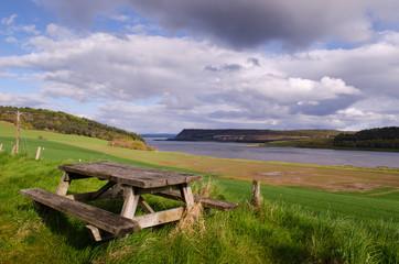 Scottish landscape. Scotland, Great Britain,