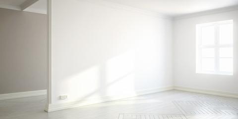 Neugestaltung einer Bürofläche (panoramisch)