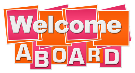 Image result for welcome aboard