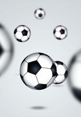 Footbal soccer balls