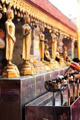 Doi sutep temple thailande bouddha