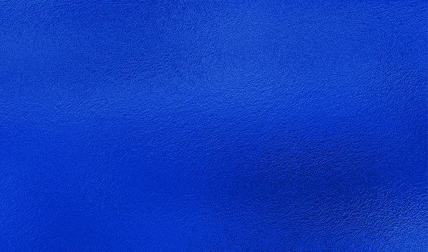 Blue foil texture background