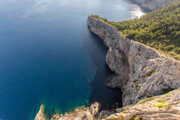 Falaises du cap de Formentor