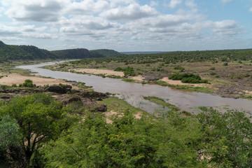 Landschaft, Limpopo, Südafrika, Afrika
